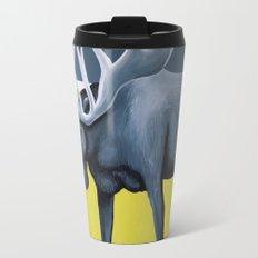 Minimalist Moose Travel Mug