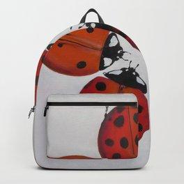 Ladybug circle Backpack