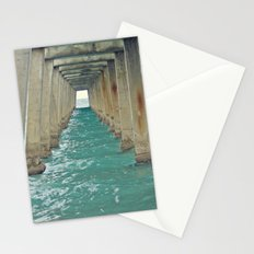 Ocean Pier Stationery Cards