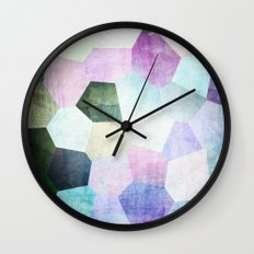 Landscape 002 Wall Clock