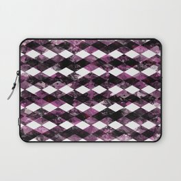 Purple Diamonds I Laptop Sleeve