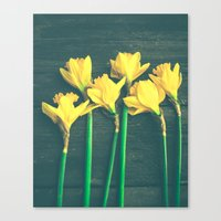 happiness Canvas Prints featuring Happiness by Olivia Joy StClaire