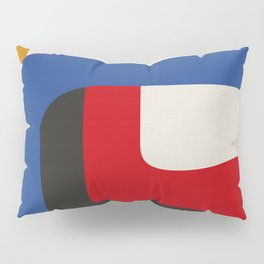 TAKE ME OUT (abstract geometric) Pillow Sham