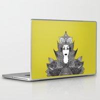 goddess Laptop & iPad Skins featuring Goddess by ioannart