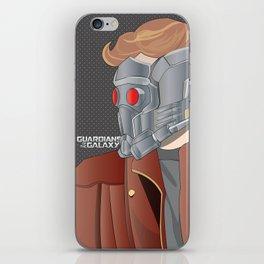 Chris Pratt iPhone Skin