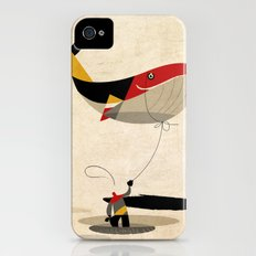 thoughts on a leash Slim Case iPhone (4, 4s)