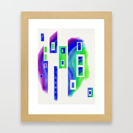 Entrances Framed Art Print