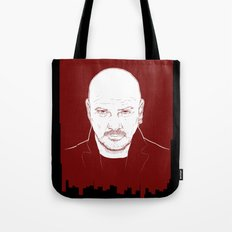 Baz Warne Tote Bag