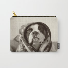 Obi Wan (Buck the world's most lovable boxer dog) Carry-All Pouch