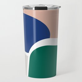 Shape study #2 (Constraints) Travel Mug