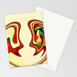 Worried Stationery Cards