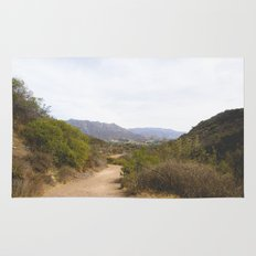 Wide Open Trail Rug