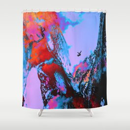 Trans Shower Curtain