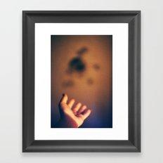 Rescure Me Framed Art Print
