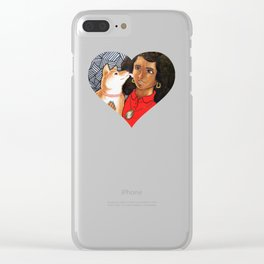 Smooch Clear iPhone Case