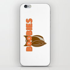Boobies iPhone & iPod Skin