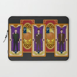 Card Collectors - Time Lords Laptop Sleeve