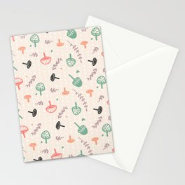 Forest love Stationery Cards