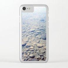 Rocks Clear iPhone Case