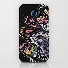 BUTTERFLY WINGS RAINBOW Galaxy S6 Slim Case