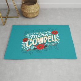 Sh*t People Say: More Cowbell Rug