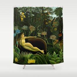 Henri Rousseau - The Dream Shower Curtain