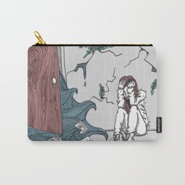 Grey Room Carry-All Pouch