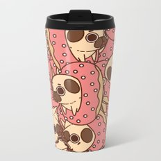 Puglie Doughnut Metal Travel Mug