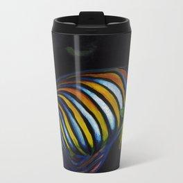 Tropical Fish Metal Travel Mug