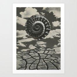 Brim Art Print