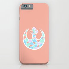 Star Wars Rebel Alliance Coral Slim Case iPhone 6