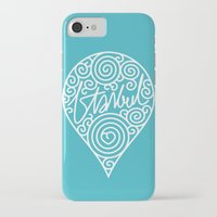 istanbul iPhone & iPod Cases featuring istanbul by creaziz