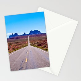 That Endless Road Stationery Cards