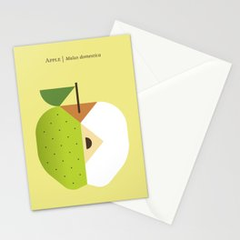 Fruit: Apple Golden Delicious Stationery Cards