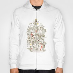 Bad Tempered Rodents Hoody