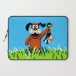 Duck Hunt Laptop Sleeve