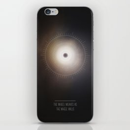 Wheel of Time iPhone Skin