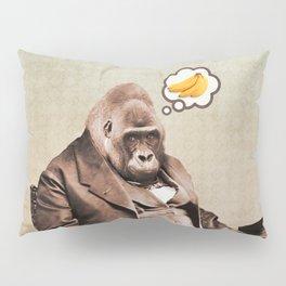 Gorilla My Dreams Pillow Sham