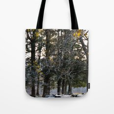 Lil Bo Peep's Forest Sheep Tote Bag