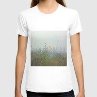 battlefield T-shirts featuring Yellow Wild Flowers, Agincourt Battlefield by Susan in Paris