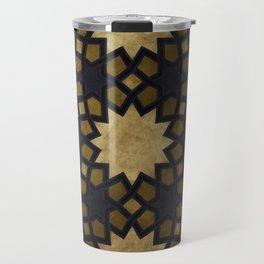 Design based on oriental graphic motifs Travel Mug