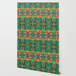 Floral Fractal Art G23 Wallpaper