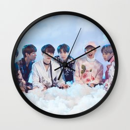 BTS3 Wall Clock