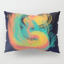 Punch Drunk Cosmos Pillow Sham