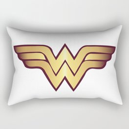 Wonder Wome Rectangular Pillow