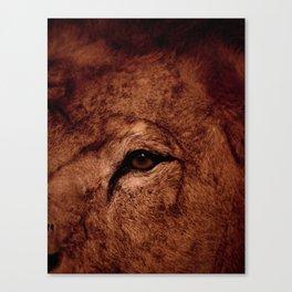 Safari de salon Canvas Print