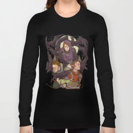 Eyes of the Inquisition Long Sleeve T-shirt