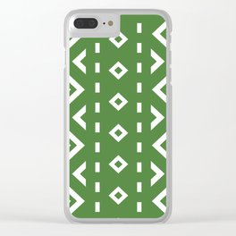 Indian Designs 144 Clear iPhone Case