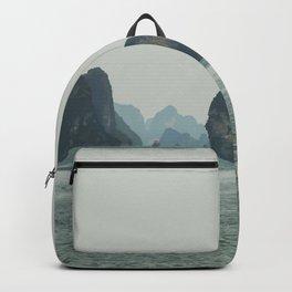 Halong Bay, Vietnam Travel Artwork Backpack