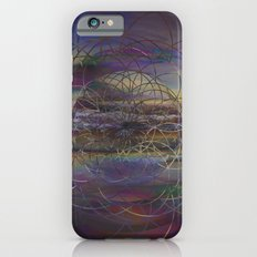 Rainbow Clouds Slim Case iPhone 6s